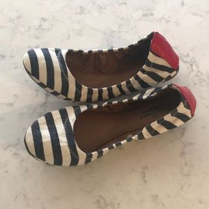 Cloth summer shoes